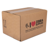 Zebra 8000T Secondary Blood Bag (3006622) 102 x 102 mm (2 rollen)