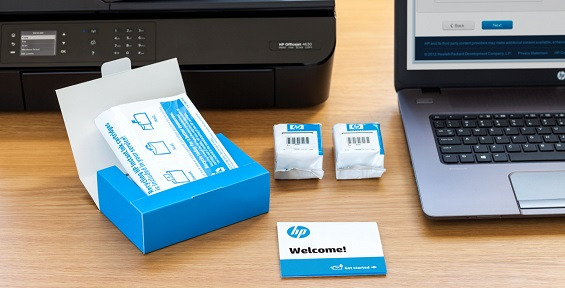 Wat is HP Instant Ink?