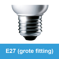 E27 grote fitting